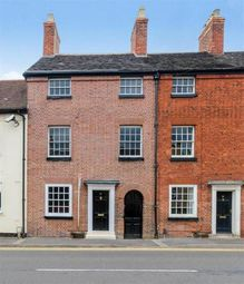 Thumbnail 3 bed town house for sale in Rotten Row, Lichfield
