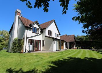 Thumbnail 5 bed detached house for sale in Sylvan Lane, Hamble, Southampton