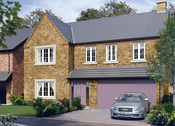 "Thumbnail 5 bed detached house for sale in ""The Kirkham"" at Malt Mill Close, Kilsby, Rugby"