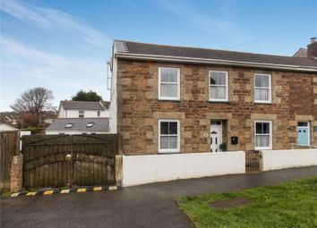 Thumbnail 4 bed end terrace house for sale in Tolgus Lane, Lower Broad Lane, Illogan, Redruth