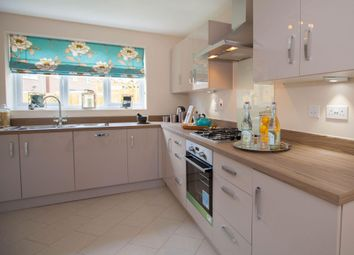 """Thumbnail 4 bedroom detached house for sale in """"Thornbury"""" at The Crescent, Lawley Village, Telford"""