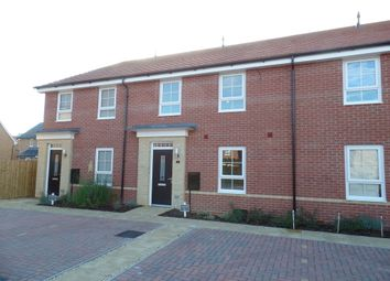 Thumbnail 2 bed property to rent in Bartlett Drive, Hempstead, Peterborough.