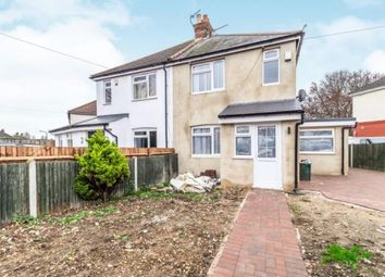 Thumbnail 3 bed semi-detached house for sale in Whyman Avenue, Chatham