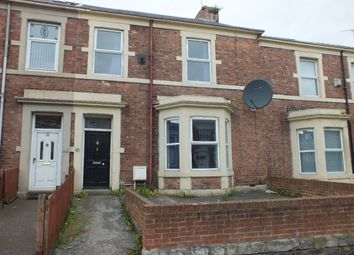 Thumbnail 2 bedroom flat to rent in Brighton Grove, Newcastle Upon Tyne