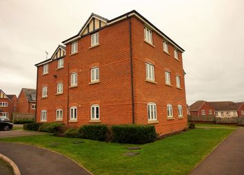 Thumbnail 2 bed flat for sale in Galingale View, Newcastle