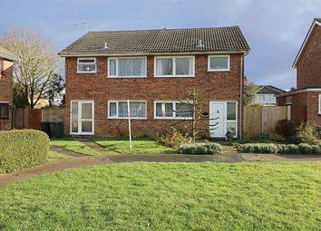 3 bed semi-detached house for sale in Broadfields Close, Gislingham, Eye IP23