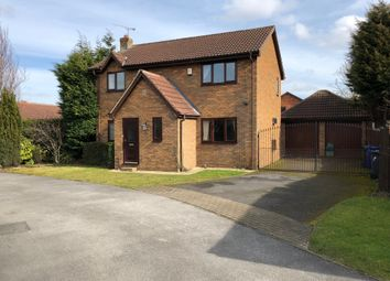 Thumbnail 4 bed detached house to rent in Parklands Close, Rossington, Doncaster