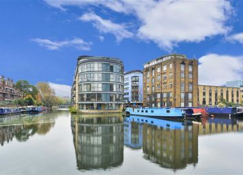 Thumbnail 1 bed flat for sale in Wharfdale Road, London