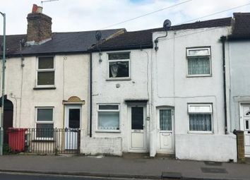 Thumbnail 2 bedroom terraced house for sale in 71 Marlborough Road, Gillingham, Kent