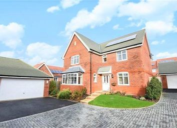 Thumbnail 5 bed detached house for sale in Henwood Grove, Clanfield, Waterlooville, Hampshire