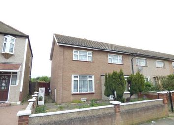 Thumbnail 3 bed end terrace house for sale in Harlow Road, Rainham