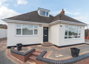 Thumbnail 3 bed detached bungalow for sale in Fairfields Hill, Polesworth, Tamworth