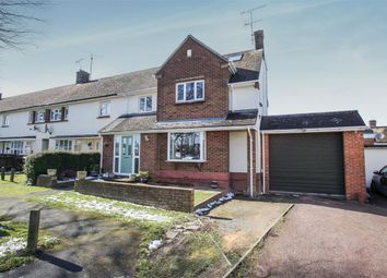 Thumbnail 4 bed end terrace house for sale in Beech Green, Dunstable
