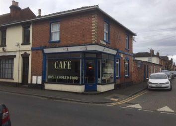 Thumbnail Restaurant/cafe for sale in High Street, Tredworth, Gloucester