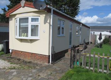 Thumbnail 2 bed mobile/park home for sale in The Willows, Surrey Hills Park (Ref 5707), Normandy, Guildford, Surrey