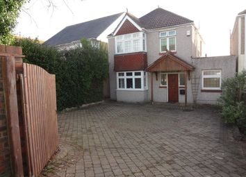 Thumbnail 3 bedroom detached house for sale in Havant Road, Farlington, Portsmouth
