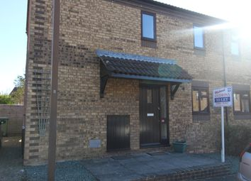 Thumbnail 2 bed semi-detached house to rent in Goodwood, Great Holm, Milton Keynes