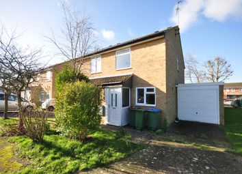 Thumbnail 2 bed semi-detached house to rent in Trefoil Close, Horsham
