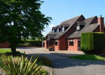 Thumbnail 4 bed detached house for sale in Cuttlestones Wood Eaton Road, Church Eaton, Stafford