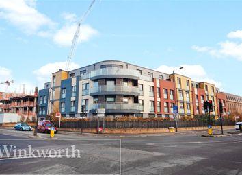 Thumbnail 1 bedroom flat for sale in Goodstone Court, 205 Headstone Drive, Harrow