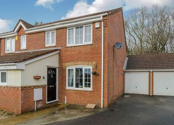Thumbnail 3 bedroom terraced house for sale in Flint Close, Southampton