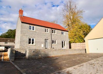 Thumbnail 3 bedroom detached house for sale in Lime Tree Close, Kingsdon, Somerton