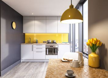 Thumbnail 1 bed flat for sale in Berry House, 76 Norfolk Street, Liverpool
