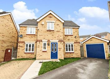 Thumbnail 4 bed detached house for sale in Calderwood Close, Shipley
