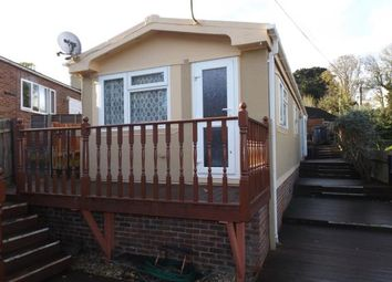 Thumbnail 2 bedroom mobile/park home for sale in Redhill, Bournemouth, Dorset