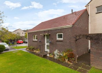 Thumbnail 1 bedroom terraced bungalow for sale in 1 Hillpark Wood, Edinburgh