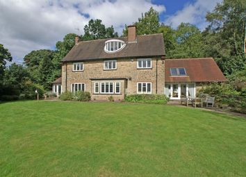 Thumbnail 7 bed detached house for sale in Vicarage Lane, Little Eaton, Derbyshire