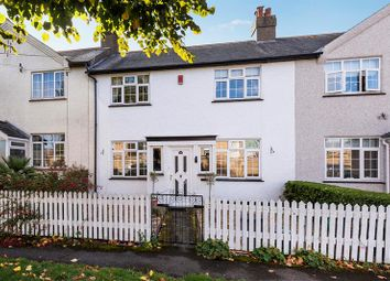 Thumbnail 3 bed terraced house for sale in Wellington Road, Caterham
