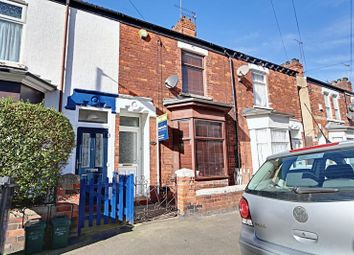 Thumbnail 2 bedroom terraced house for sale in Worthing Street, Hull