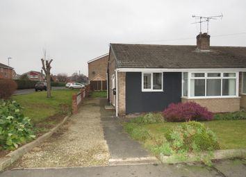 Thumbnail 2 bed bungalow to rent in Windsor Road, Carlton-In-Lindrick, Worksop