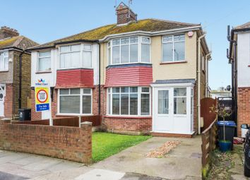 Thumbnail 3 bed semi-detached house for sale in Westover Road, Broadstairs