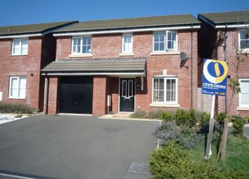 4 bed detached house for sale in Heol Y Sianel, Rhoose, Barry CF62