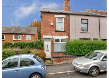 Thumbnail 3 bedroom end terrace house for sale in Minto Road, Sheffield