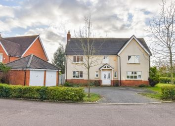 Thumbnail 5 bed detached house for sale in Glovers, Great Leighs, Chelmsford