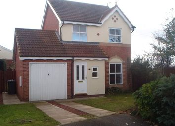 Thumbnail 3 bedroom detached house to rent in Willow Drive, North Duffield, Selby