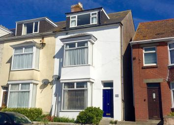 Thumbnail 4 bed semi-detached house to rent in Southwell Street, Portland