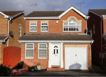 Thumbnail 4 bedroom detached house for sale in John Hibbard Avenue, Woodhouse, Sheffield