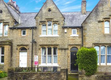 Thumbnail 4 bed terraced house for sale in Ripon Terrace, Akroydon, Halifax