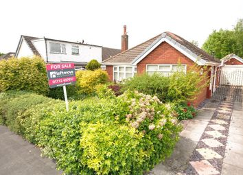 Thumbnail 2 bed detached bungalow for sale in Elm Avenue, Warton, Preston, Lancashire