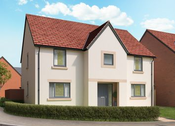 "Thumbnail 5 bed detached house for sale in ""The Rochester"" at Cautley Drive, Killinghall, Harrogate"