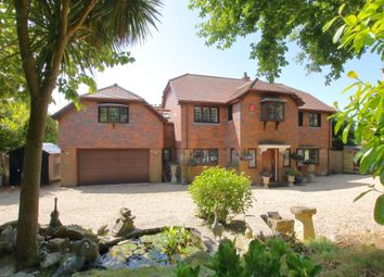 6 bed detached house for sale in Sharvells Road, Milford On Sea, Lymington, Hampshire SO41