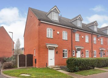 4 bed end terrace house for sale in Kirkstall Close, Lincoln LN2