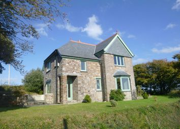 Thumbnail 3 bed detached house to rent in Marhamchurch, Bude