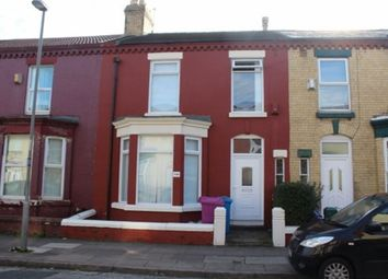 Thumbnail 4 bed property to rent in Kenmare Road, Wavertree, Liverpool
