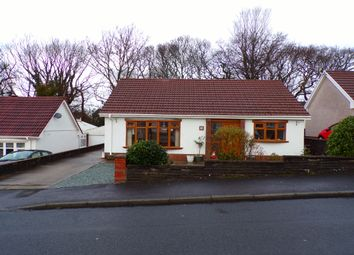 Thumbnail 3 bed bungalow for sale in Afan Valley Close, Cimla, Neath