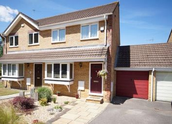 Thumbnail 3 bed semi-detached house for sale in Ennerdale Road, Bordon